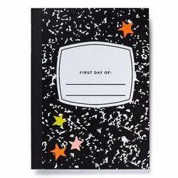 Printed School Notebook