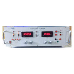 Multifunction Calibrators Calibration NABL