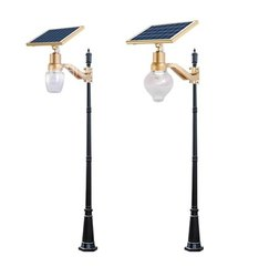 LED Solar Garden Light, Upto 75 W