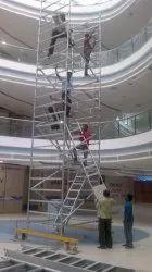 Aluminium Stairway Scaffolding Tower