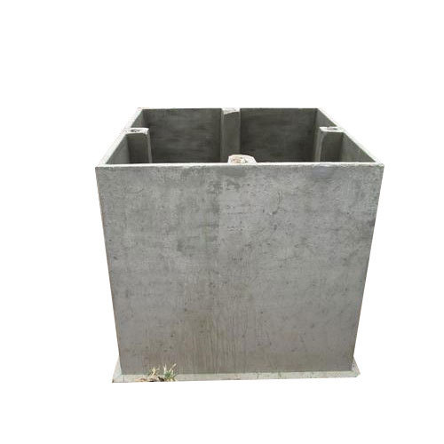 Concrete Water Storage Tank