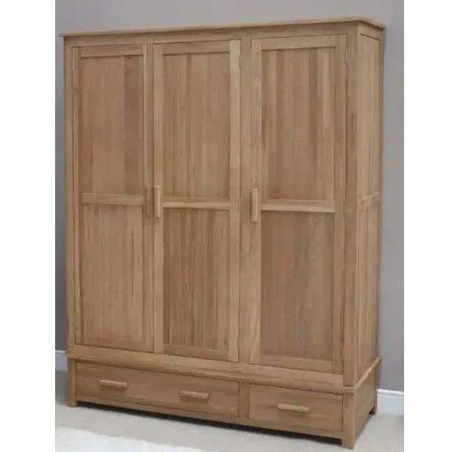 Wooden Almirah Teak Wood Almirah Manufacturer From New Delhi