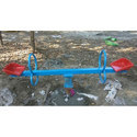 Spring Seesaw With 2 Seater