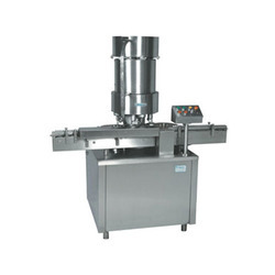 Auto Screw Capping Machine