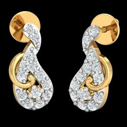 Designer Diamond Earring