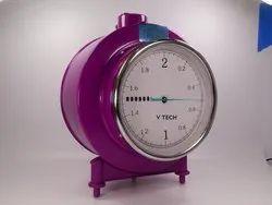 V-Tech Local Wet Gas Flow Meter, Model Number/Name: Vt4643, for Laboratory