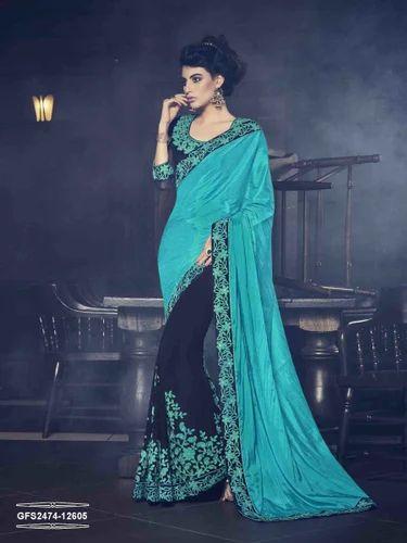 23213550a2 Bridal Wear Mango 4 Fancy Designer Indian Women Sarees, Rs 1451 ...