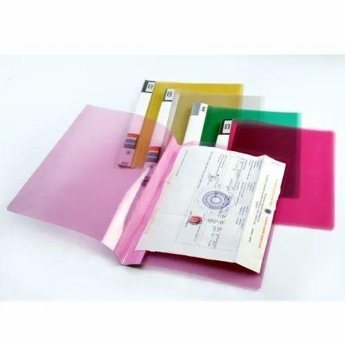 PVC (Cover) PVC File Folder