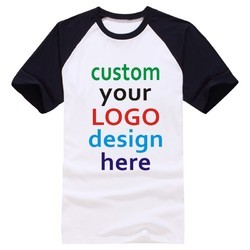 Customized Printed T Shirt