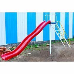 Red FRP Playground Slide SE -007