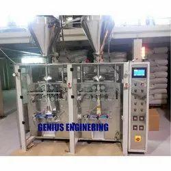 Two Track VFFS Machine for Detergent Powder