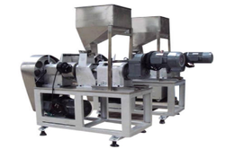 Electric Automatic SS Kurkure Extruder Machine, For Industrial, 30 HP