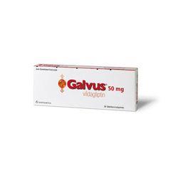 Galvus 50 Mg Tablet