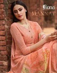 Fiona Mannat Straight Salwar Kameez