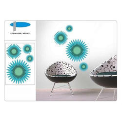 Flora Aura Wall Decal