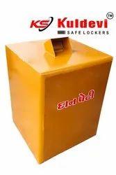 Temple Security Safe & Hundi locker