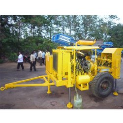 Hydraulic Wagon Drilling Rig