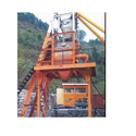 Akona Fully Automatic Concrete Batching & Twin Shaft Mixing Plant, Ts Series, Capacity: 120 M3/hr And Above
