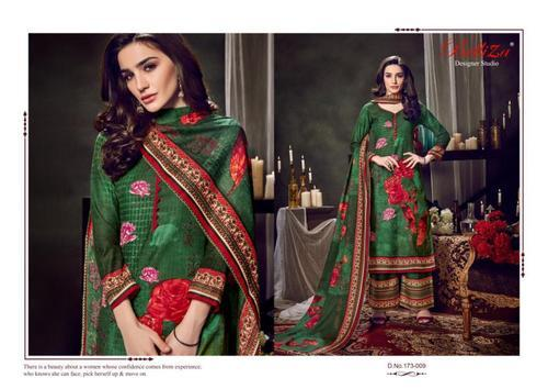 bfaa02eba9 Belliza Pashmina Suit, Rs 549 /piece, Nita Fashions | ID: 20304176748