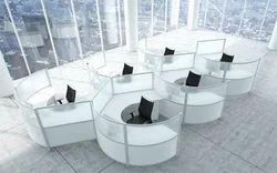 Modern Modular Office Workstation