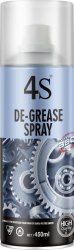 4S De- Grease Spray