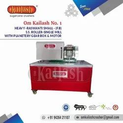 Sugar Cane Juice Extractor With Table