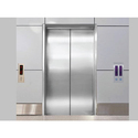 6 Persons Stainless Steel Manual Door Lift