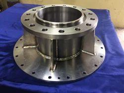 Titanium Gr.9 Component