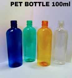 Cosmetic PET Bottle 100ml