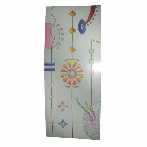 Printed Swing Door Glass, Thickness: 4 to 19 mm