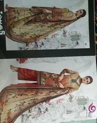 Devi cotton printed suits