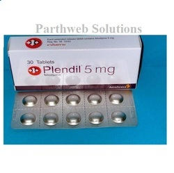 Plendil 5mg Tablets