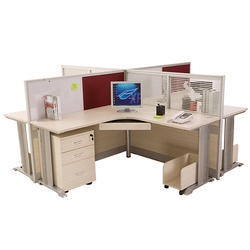 Cubical Space Office Furniture