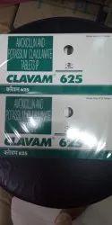 Clavam 625mg Tablet