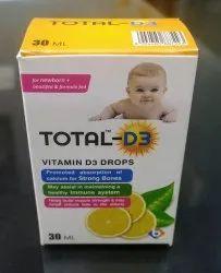 Vitamin-D3 DROPS