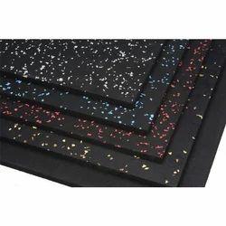 Designer Rubber Flooring