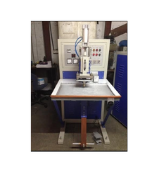 PU Leather Embossing Machine
