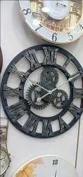 Machine Design Wall Clock