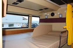 Service Provider of Scania Sleeper Bus Rentals & Scania