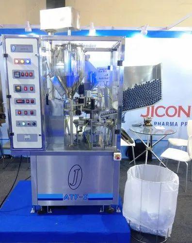 JICON FILLTUBE-60 Tube Filling Machine