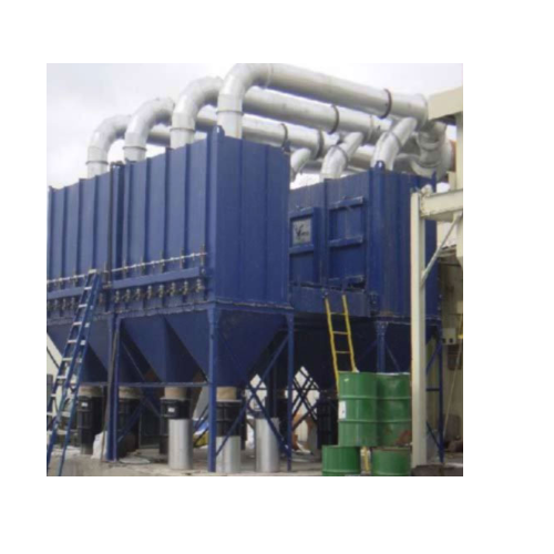 Pulse Jet Bag Filter System Dust Collector System