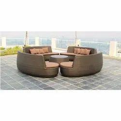 SF 2303 Decorative Sofa Set