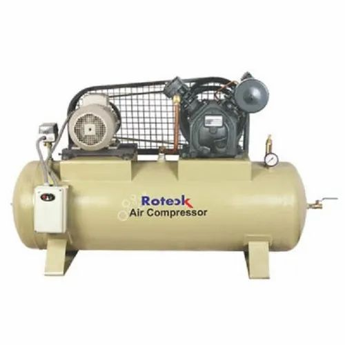 ROTECK 5 HP Industrial Air Compressor