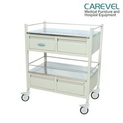 Carevel Hospital Medicine Trolley