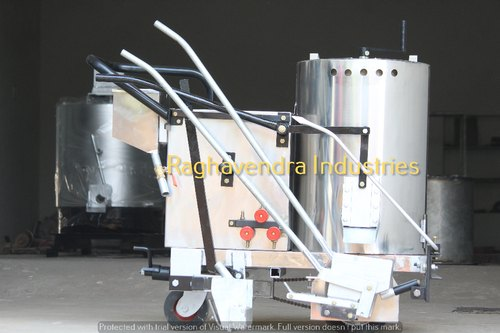 Manual Applicator  Road Marking Machine
