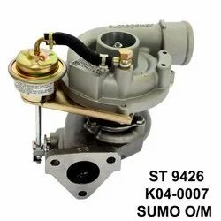 K-04 0007 Sumo O/M Turbo Power Charger