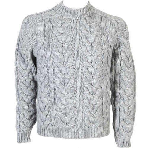 Knitted Woolen Sweater