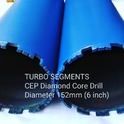Diamond Core Drill 152mm