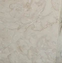 Imported Marble Italian Beige Classic Marble Slab, for Flooring, Thickness: 16 mm