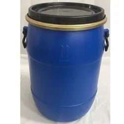 50L HDPE Open Top Drums